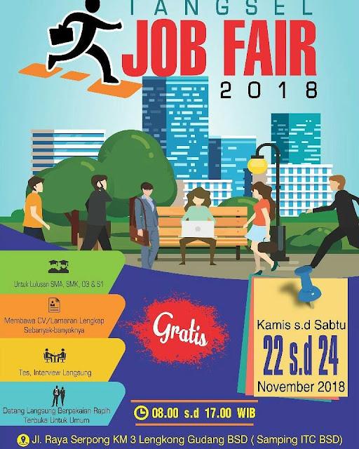 Job Fair Tanggerang Selatan