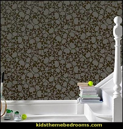 Skulls wallpaper sculls