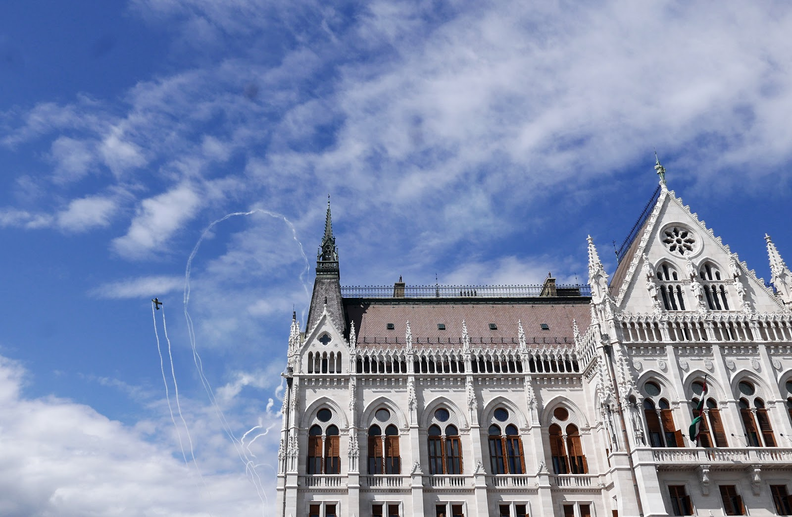 Euriental | luxury travel & style | Red Bull Air Show Budapest