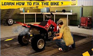 Games Moto Mechanic Sim: Bike & Quad App