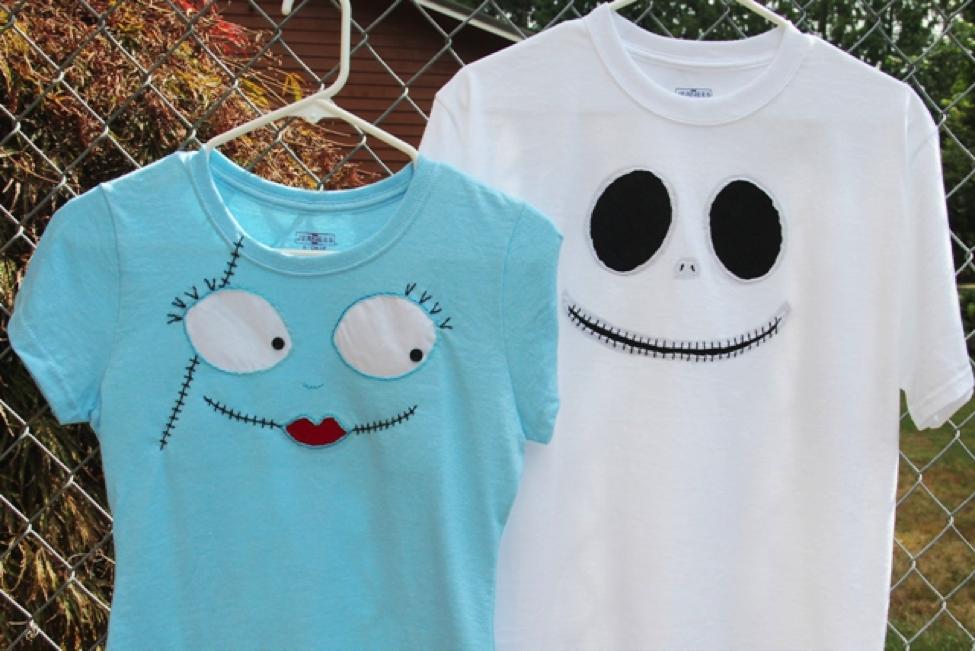 Halloween T Shirt Ideas Diy.The Treasure Chest 14 Days Till Halloween 14 Diy