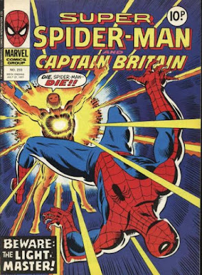 Super Spider-Man and Captain Britain #233, Light-Master