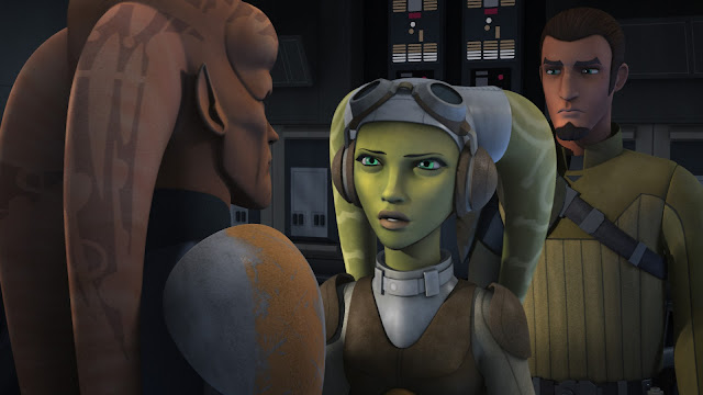 Star Wars Rebels Episode - Homecoming