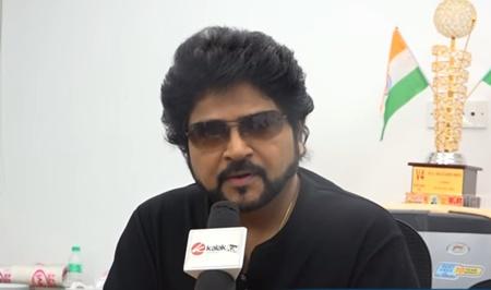 Ramki Revealed his Character in English Padam