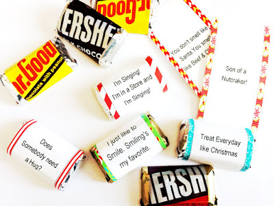 Celebrate Christmas with your favorite Elf! Buddy the Elf movie quotes are printed on to fun candy bar wrappers perfect for the Elf lover as a great Christmas gift idea. Grab it now before Christmas is over.