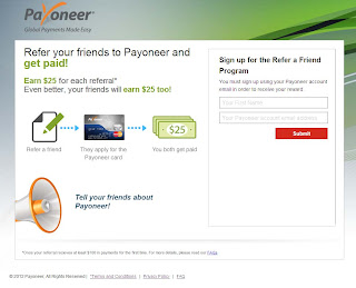 Payoneer receive forex income