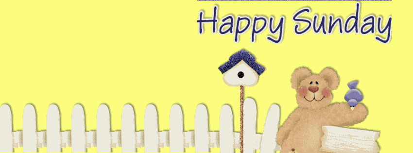 Good Morning Sunday Chicken : Happy weekend and sunday facebook timeline cover