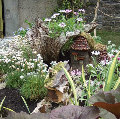 How To Make A Real Fairy House