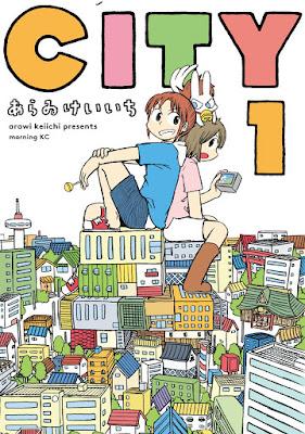 CITY 第01巻 raw zip dl