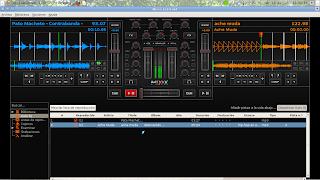 Mixxx Mezclador y reproductor DJ 10