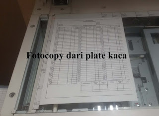 cara fotocopy