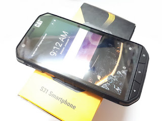 Caterpillar S31 Like New 4G LTE RAM 2GB IP68 Certified