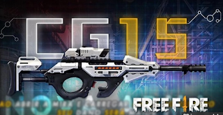 Free fire maintenance || presents CG15 weapons, InfoBox and Laura's Character Skill