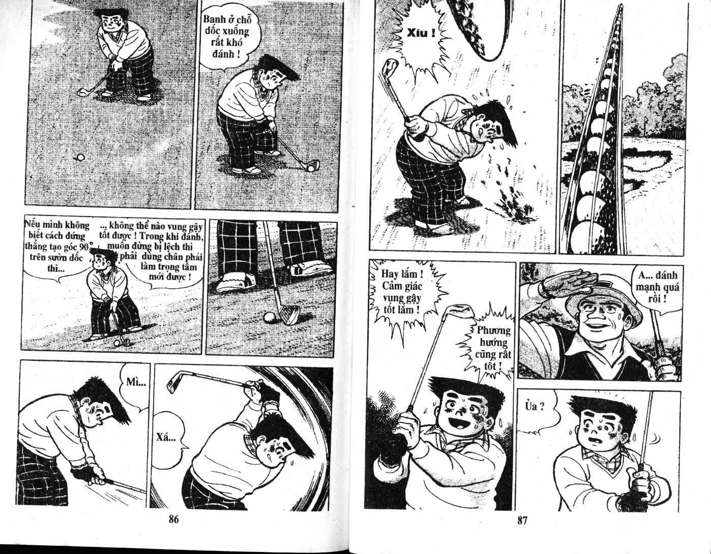 Ashita Tenki ni Naare chapter 35 trang 42