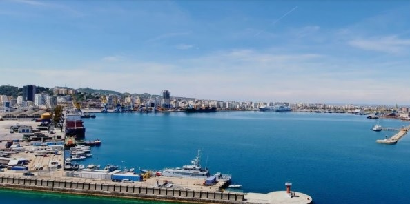 The deepening of the Durrës Port will be completed by 2019