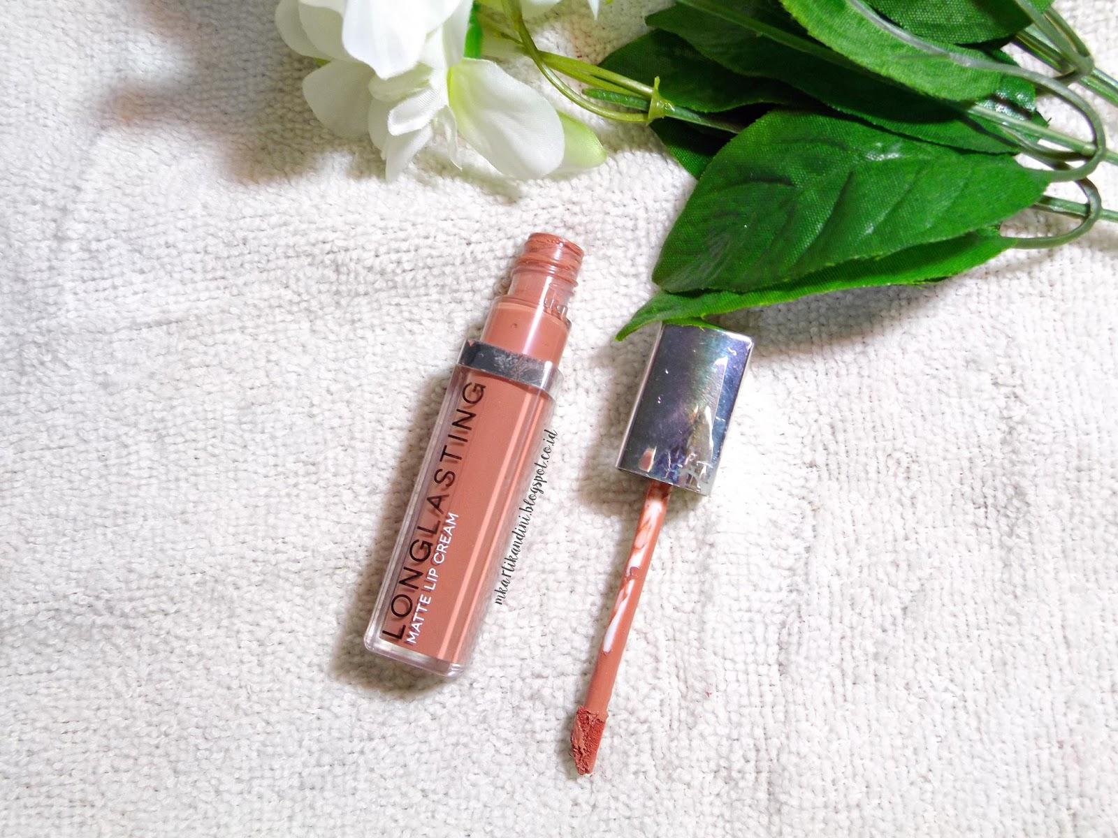 Review Lt Pro Longlasting Matte Lip Cream Tampil Cantik 07 Cilla Lipcream