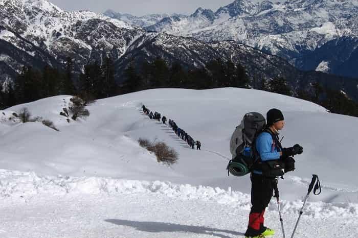 The Dodital Trek