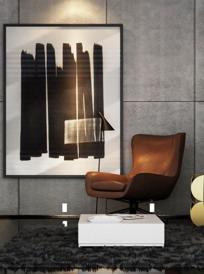 10 imprescindibles de la decoraci n de paredes - Paredes de cemento ...
