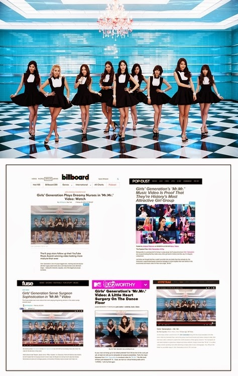 Girls' Generation's 'Mr Mr  gets good reviews from various