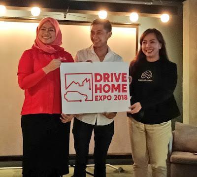 Temukan Rumah dan Mobil Impian di Drive Expo 2018