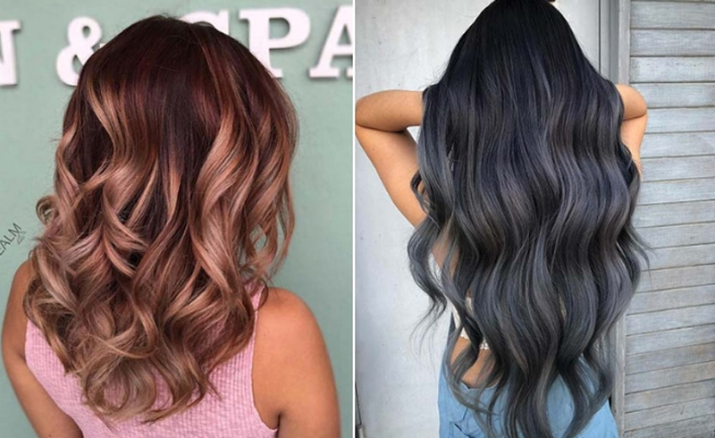 Seven Best Hair Color Ideas for Winter 2018