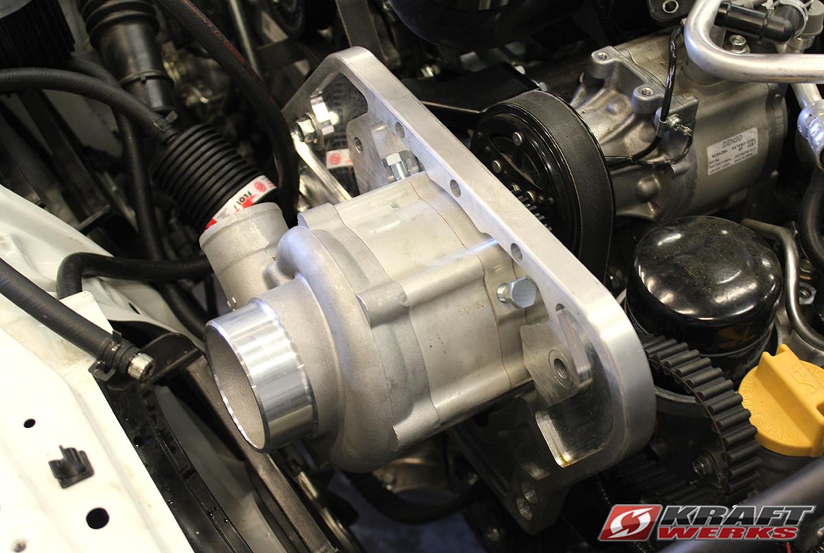 AutoLife TV: Spy Shots: KraftWerks FRS/BRZ/FT86 ... Kraftwerks Supercharger Brz