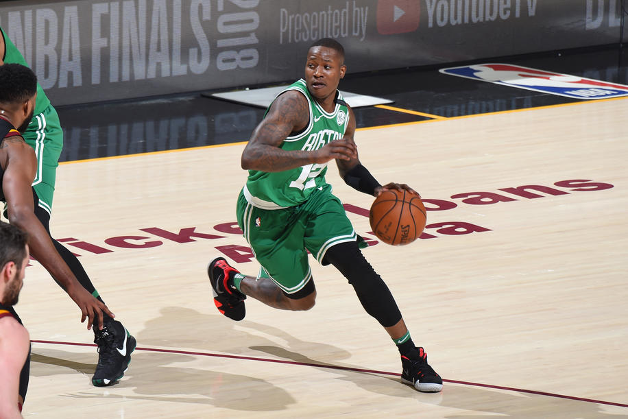 Terry Rozier Signs Shoe Deal With Puma
