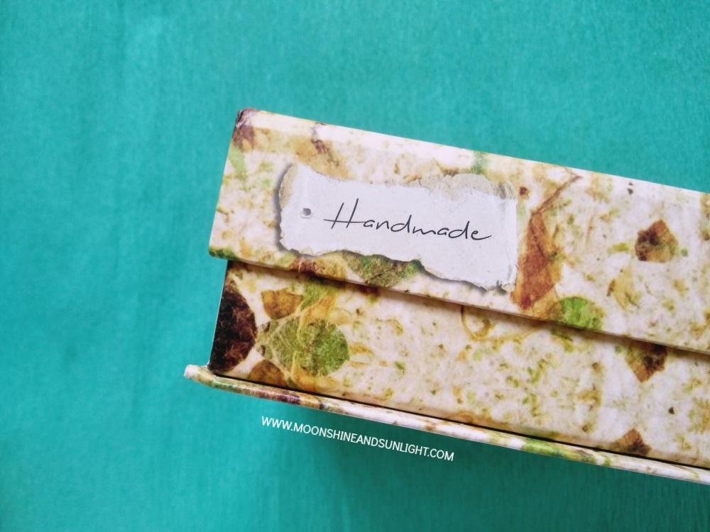 Review of November 2016 My Envy Box | Handmade edition