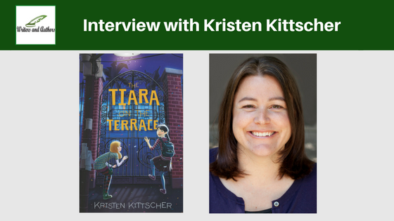 Interview with Kristen Kittscher