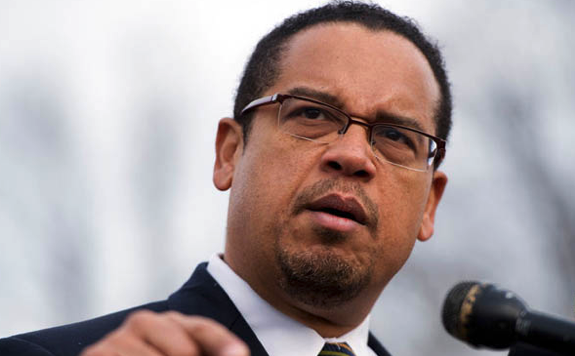Keith Ellison: The right is using Farrakhan to divide black and Jewish communities
