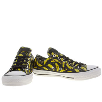 Pop Art Unleashed  Converse x Andy Warhol Collection 03ddcbfee00