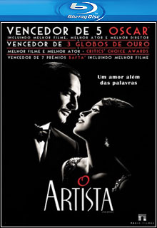 O Artista BluRay 1080p Dual Áudio
