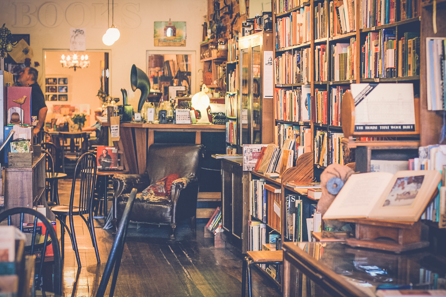 The Known World Bookstore in Ballarat in 10 ways to do Ballarat Like a Local