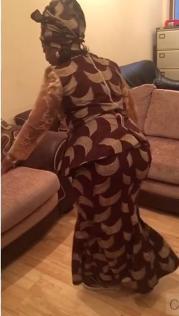 nigerian mother speaks tongue iphone gift daughter