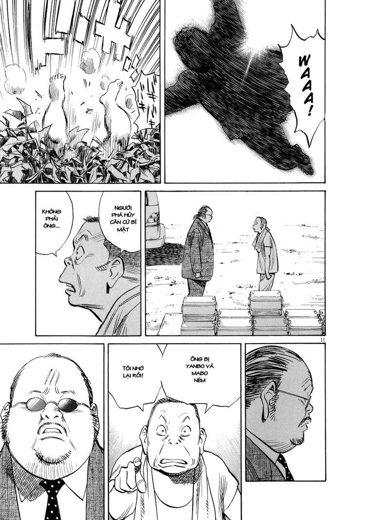 20th Century Boys chapter 234 trang 23