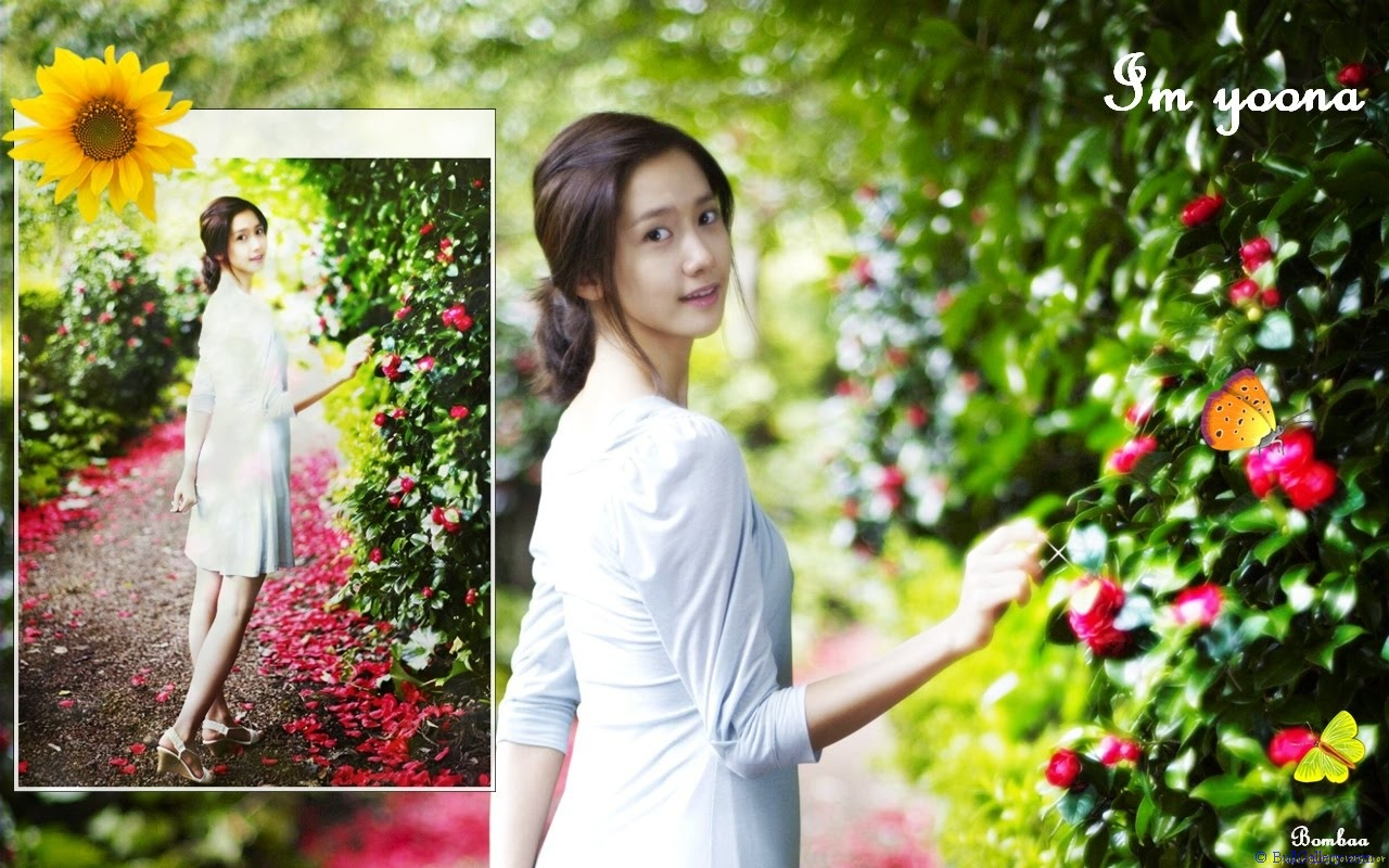 Beautiful Girl Wallpaper Download For Nokia 5233 Soo Cool Pics Yoona Snsd New Chocolate Black Label Series