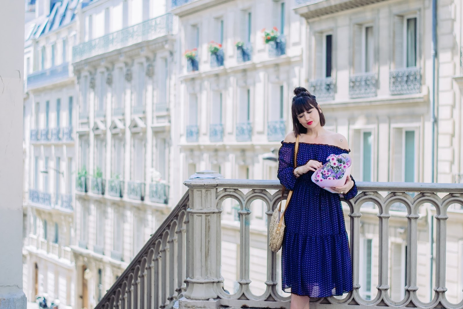 fashionbloggerinparis - The Color Purple