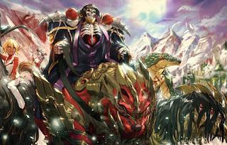 Overlord III الحلقة الأولى 01 مترجمة أون لاين   الموسم الثالث حلقة 01 من أنمي أوفر لورد الجزء الثالث