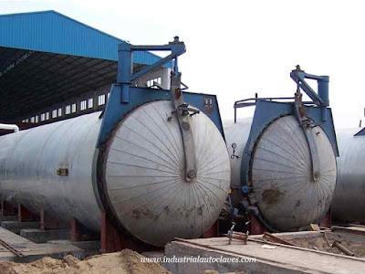 Aerated Concrete Block Autoclave Will Be Exported to Cambodia 1