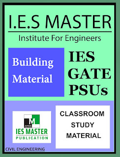 Download Building Material IES Master Study Material Pdf