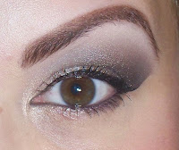 Eyes Shadow Makeup. Artistry by Mindy