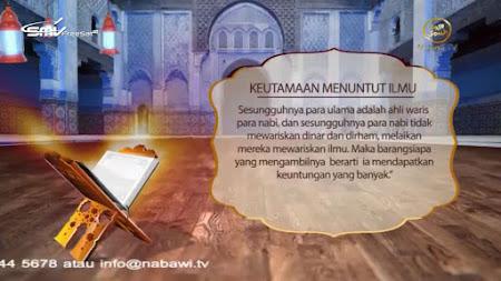 Frekuensi siaran Nabawi TV di satelit ABS 2 Terbaru