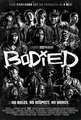 Bodied 2018 Movie Poster 1