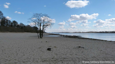 Elbstrand in Wedel