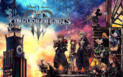 """Videojuegos: Anunciado el tema principal de """"Kingdom Hearts III"""""""