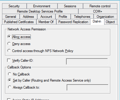 Implementing Microsoft Remote Access Server / VPN Server End to End