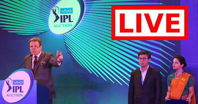 IPL Auction Live: Day 2, 28 January IPL Auction 2018 Live Updates