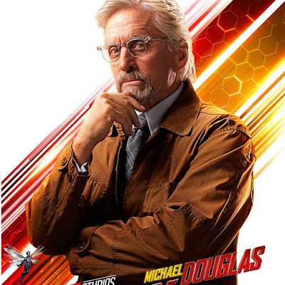 Michael Douglas Ant Man and the Wasp poster images