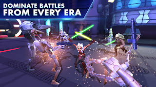 Star Wars Galaxy Of Heroes MOD APK Free Download