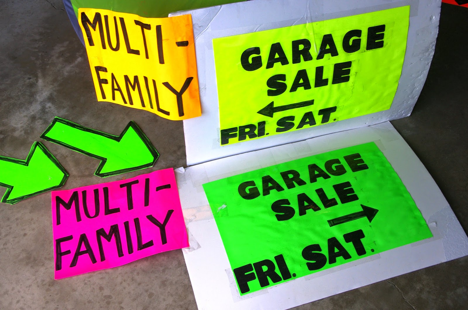 How to Have a Successful Garage Sale Robin Kramer Writes – How To Plan A Garage Sale